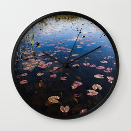 Pokagon State Park Wall Clock