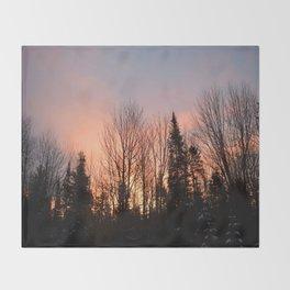 Photo 40 sunset Throw Blanket