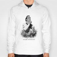 zlatan Hoodies featuring Zlatan Ibrahimovic by Sjors van den Hout
