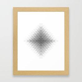 UFOlk 3 Framed Art Print