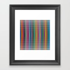 kolor v.3 Framed Art Print