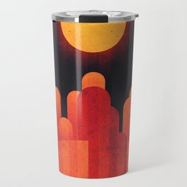 Mercury - Weird Terrain Travel Mug