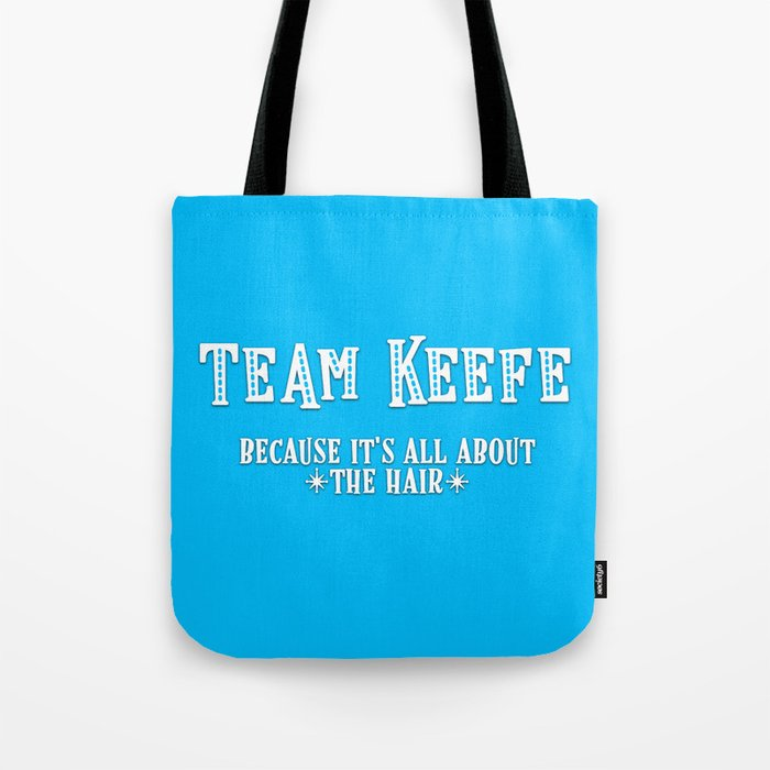 Team Keefe Umhängetasche