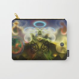 Land of Worlds Carry-All Pouch