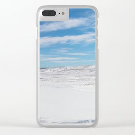 Yellowstone National Park - Trout Creek Clear iPhone Case