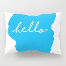 Hello Tahoe Pillow Sham