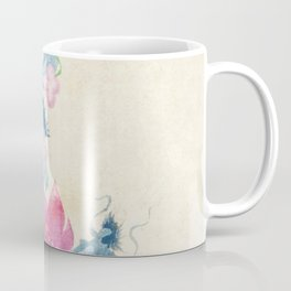 Dragon Lotus Coffee Mug