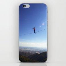 Highlining California iPhone & iPod Skin