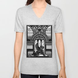 Old City Unisex V-Neck