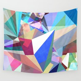 Colorflash 8 Wall Tapestry