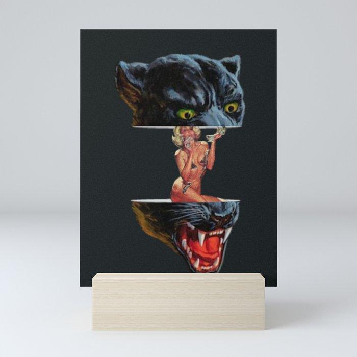 Panther Mini Art Print