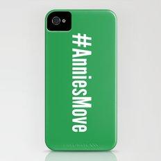 Annie's Move Community iPhone (4, 4s) Slim Case