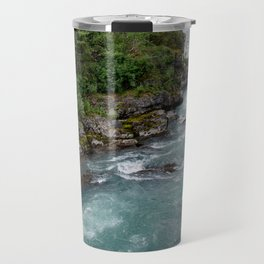 Alaska River Canyon - II Travel Mug