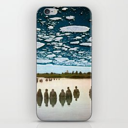 The Pack iPhone Skin