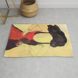 SELINA BEACH SKETCHBOOK Rug