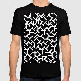Geometric Labyrinth T-shirt