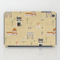 florence iPad Cases featuring Florence by Charlotte Langstroth