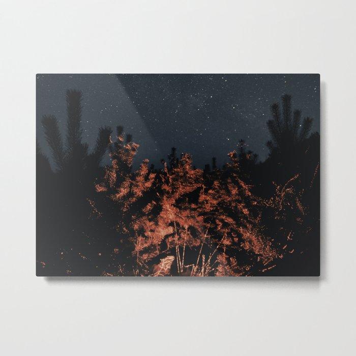 Hellhole Metal Print