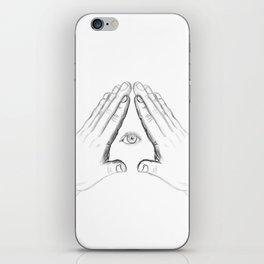 Conspiracy  iPhone Skin