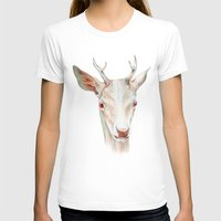 stag T-shirts featuring Stag by Brandon Keehner