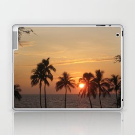 Sunset at Mauna Kea Beach Laptop & iPad Skin
