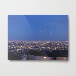 Los Angeles Metal Print
