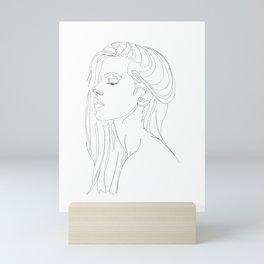 delicate Mini Art Print