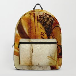 Vintage Leucadendron No1 Backpack