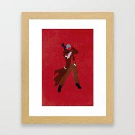 Son of Sparda D Framed Art Print