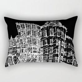 Ginger & Fred Rectangular Pillow