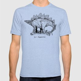 Figure One: Stegosaurus T-shirt