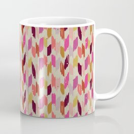 Arizona Summer - Ikat Print Coffee Mug