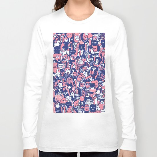 city Long Sleeve T-shirt