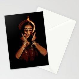 Odissi dance - 144 Stationery Cards