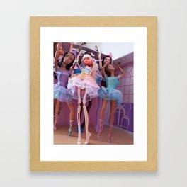 Corpse du Ballet Framed Art Print