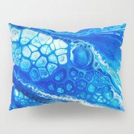 Blue cells Pillow Sham