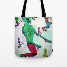¨Zombillurca¨ Tote Bag