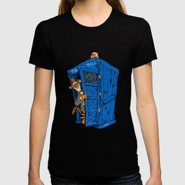 It's B-I-Double g-ER on the Inside T-shirt