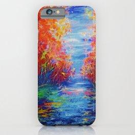 Lake iPhone Case
