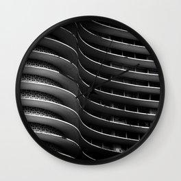 NIEMEYER | architect | Building Niemeyer Wall Clock