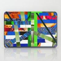 agnes iPad Cases featuring Agnes (stripes 16) by Wayne Edson Bryan
