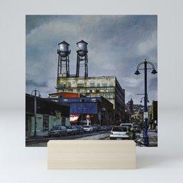 The Lookouts Mini Art Print