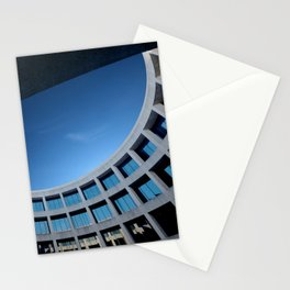 Curves and Windows Stationery Cards