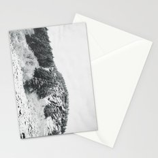 MONTANA BEAUTY in the BLACK & WHITE Stationery Cards