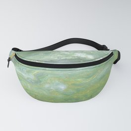 Green Meadows Fanny Pack