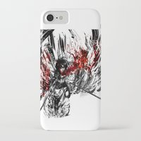 snk iPhone & iPod Cases featuring Ackerman by ururuty