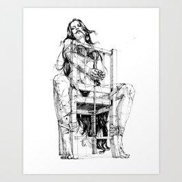 Vertical    Вертикаль   Art Print
