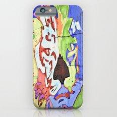 The Lion Slim Case iPhone 6s