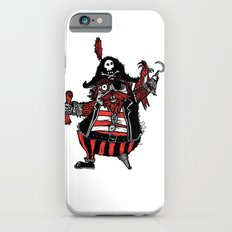 The Captain Pirate inspired by Captain Pugwash iPhone 6s Slim Case