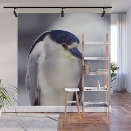 I Have What on My Beak? Wall Mural